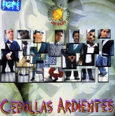 Cebollas Ardientes
